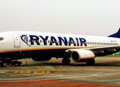 Strajk Ryanair
