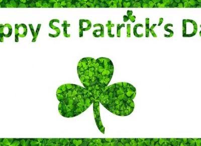 Dzień Świętego Patryka. Irlandia. Kalendarz imprez w Polsce