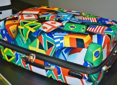 Czy leci z nami bagaż ? – Warsztat Podróży
