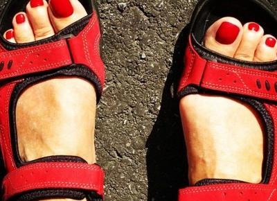 Buty na podroz