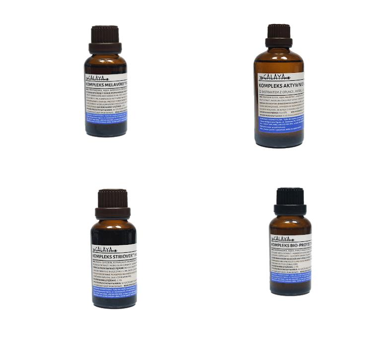 ROŚLINNE KOMPLEKSY - wyciągi roślinne w glikolu. | Domowe Kosmetyki - Blog