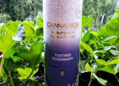 PŁYN DO HIGIENY INTYMNEJ CANNABIOS | Domowe Kosmetyki