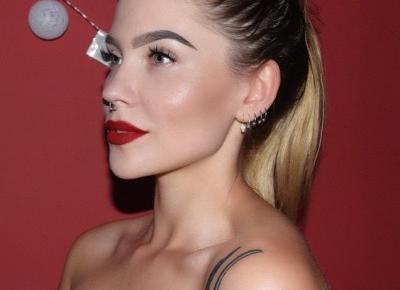 Klasyczny makijaż na upały