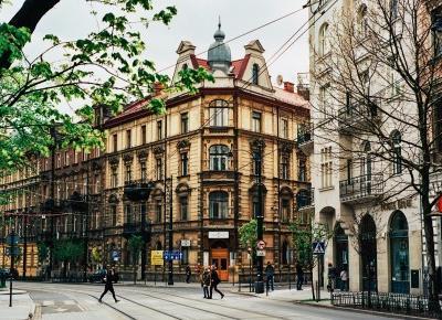 Unusual Blonde : Kraków