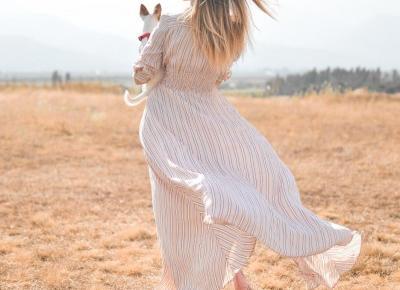 Wady i zalety posiadania długich włosów - Unusual Blonde