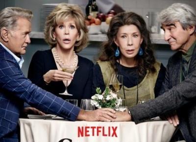 Unusual Blonde: TOP: 5 najlepszych moim zdaniem seriali na Netflix