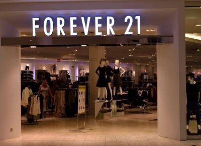 Forever 21 dodaje batony na odchudzanie do zamówień z ubraniami plus size.
