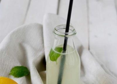 Najprostszy przepis na lemoniadę
