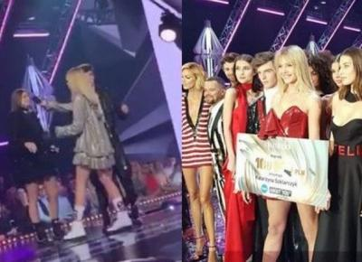 Wielka pomyłka w finale Top Model - przypadek?