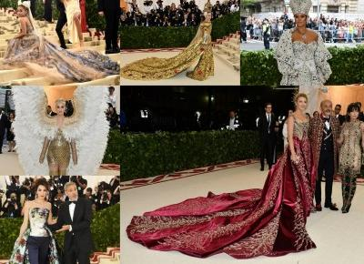 THE BEST OF | #MET GALA 2k18
