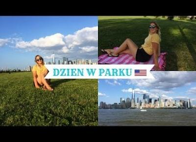 PARK I WIDOK NA MANHATTAN - USA 2017