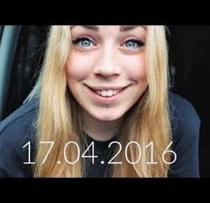 DAILY VLOG : Zakupy(17.04.2016)