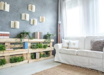 Designerskie półki, które urozmaicą Twoje wnętrze - Wnętrza dla Ciebie