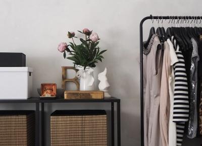 Jak zaoszczędzić miejsce w szafie – sprawdzone porady - Wnętrza dla Ciebie