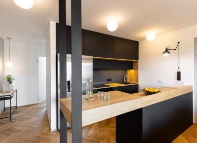Czarno-biała kuchnia – 3 rzeczy, które powinieneś wiedzieć, zanim zaczniesz remont - Wnętrza dla Ciebie