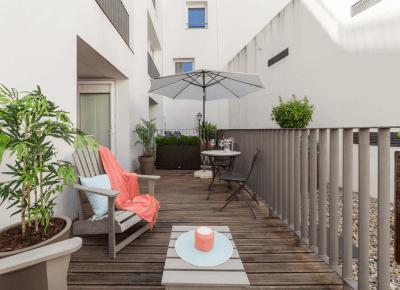 Zielnik na balkonie – sposób na świeże zioła latem - Wnętrza dla Ciebie