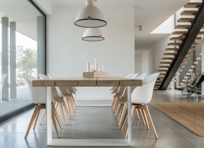 Jakie schody wybrać do mieszkania dwupoziomowego? - Wnętrza dla Ciebie