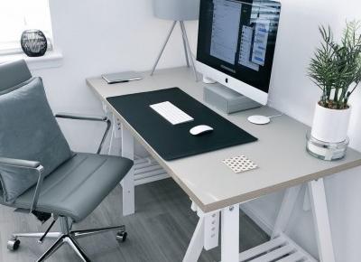 Jak wygospodarować kącik do pracy w małym mieszkaniu? - Wnętrza dla Ciebie