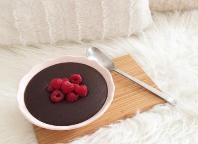 W pogoni za ideałem.: 69. Pudding czekoladowy z kaszy jaglanej!