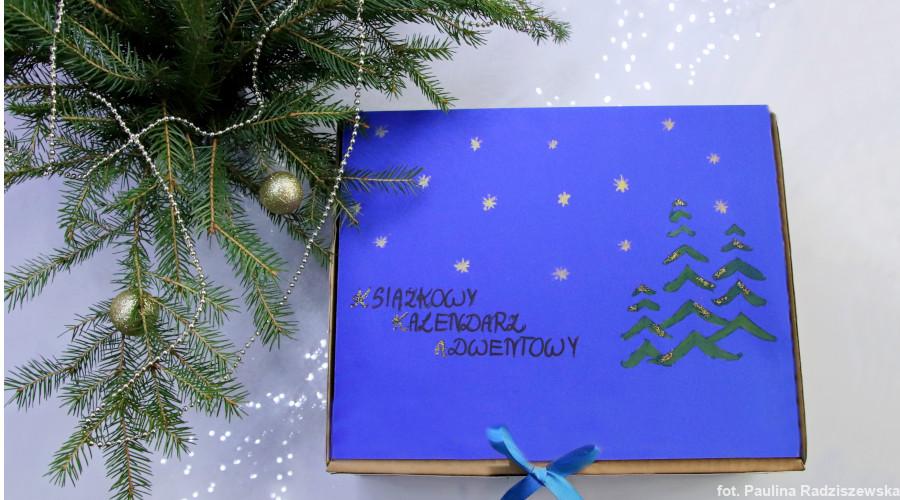 Książkowy Kalendarz Adwentowy   Wymiarowy Blog