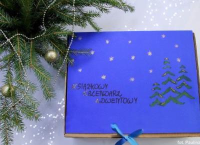 Książkowy Kalendarz Adwentowy | Wymiarowy Blog