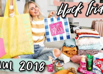BLACK FRIDAY HAUL 2018! | Aspyn Ovard