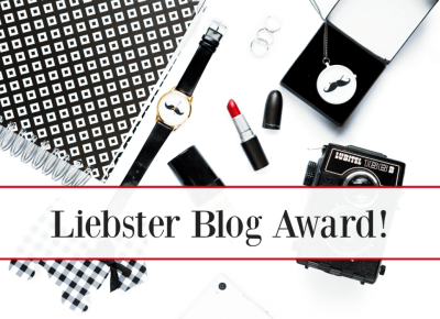 Liebster Blog Award!