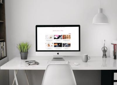 Jowita Jońca | Blog: Jak stworzyć szablon na bloga? Przydatne linki