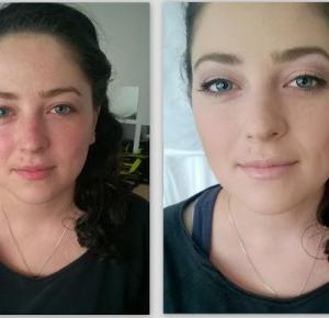 Make up -  no make up - makijaż dzienny/ delikatny makijaż