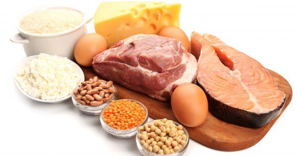 Zdrowe Szczęście : Białko, jaką rolę odgrywa w diecie?