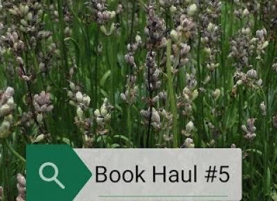 Book Haul #5