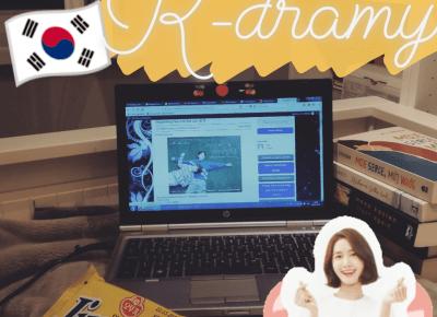 Za co pokochałam  koreańskie seriale ?