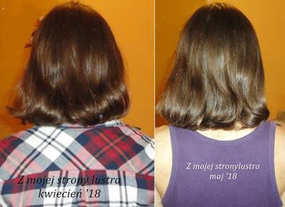 Z mojej strony lustra: Włosy w maju