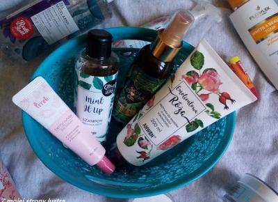 Nowości kwietnia | Z mojej strony lustra - blog kosmetyczny