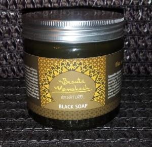 Z mojej strony lustra: Czarne mydło Beaute Marrakech