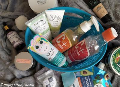 Nowości stycznia | Z mojej strony lustra - blog kosmetyczny