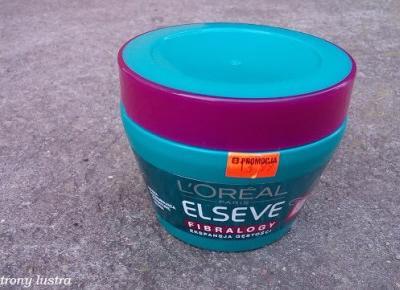 Wyjściowa maseczka do włosów? | Z mojej strony lustra - blog kosmetyczny