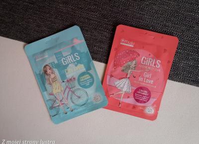 Girl in Love, czyli maseczka rozświetlająca od Muju | Z mojej strony lustra - blog kosmetyczny