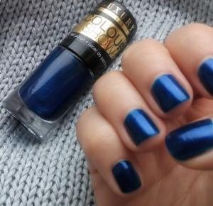Z mojej strony lustra: Lakier do paznokci z Biedronki - Luxury Paris Colour Show