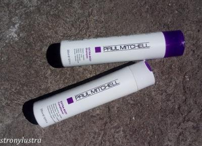 Z mojej strony lustra: Paul Mitchell Extra body szampon i odżywka (d/s) do włosów