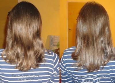 Z mojej strony lustra: Włosy we wrześniu