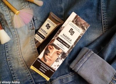 AA Carbon&Clay; Maska oczyszczająca | Z mojej strony lustra - blog kosmetyczny