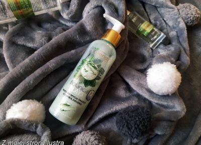 Bielenda Botanical CLAYS pasta do mycia twarzy z zieloną glinką | Z mojej strony lustra - blog kosmetyczny