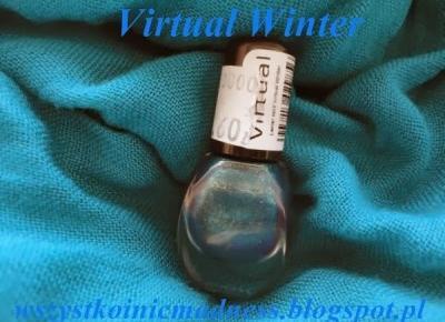 Z mojej strony lustra: Lakier mini Virtual Winter