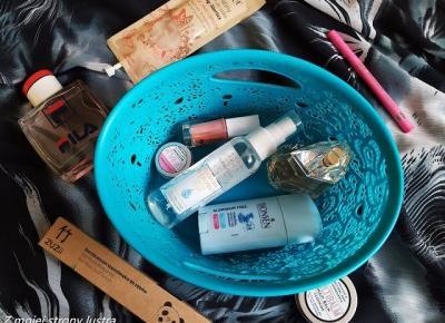 Nowości sierpnia | Z mojej strony lustra - blog kosmetyczny