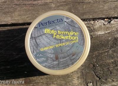 Perfecta SPA Glinkowy scrub do ciała | Z mojej strony lustra - blog kosmetyczny