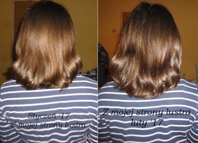 Z mojej strony lustra: Włosy w lutym