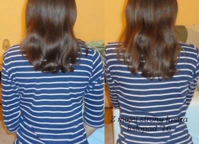 Z mojej strony lustra: Włosy w listopadzie / wizyta u fryzjera