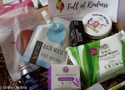 Z mojej strony lustra: Full of Kindness - Pudełko pełne dobroci
