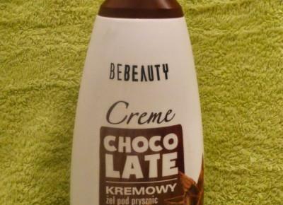Z mojej strony lustra: Å»el pod prysznic bebeauty creme choco late